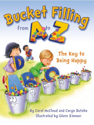 cover image of Bucket Filling from a to Z