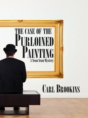 cover image of The Case of the Purloined Painting