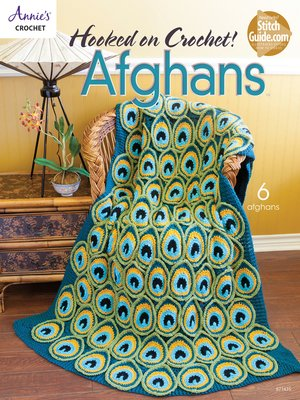 cover image of Hooked on Crochet! Afghans