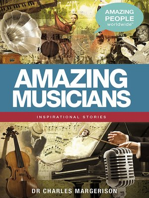 cover image of Amazing Musicians