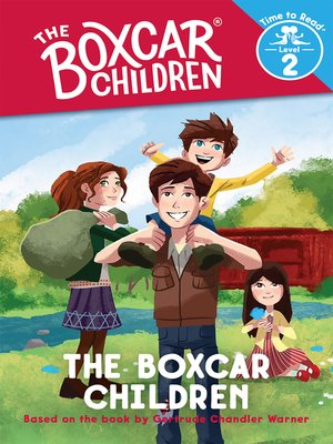 cover image of The Boxcar Children (The Boxcar Children
