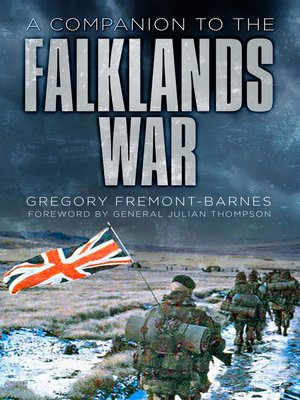 cover image of A Companion to the Falklands War