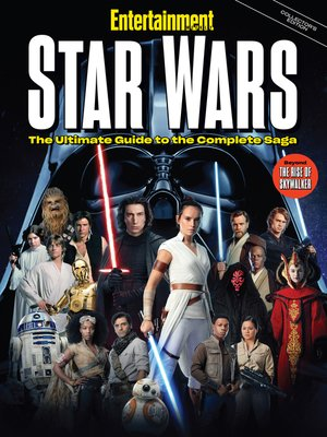 cover image of Entertainment Weekly Star Wars