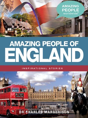 cover image of Amazing People of England