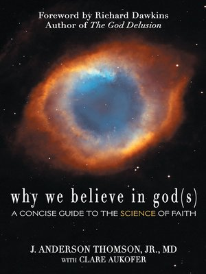 cover image of Why We Believe in God(s)
