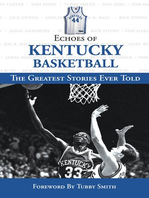 cover image of Echoes of Kentucky Basketball