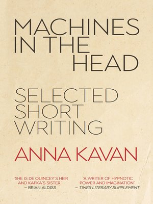 cover image of Machines in the Head