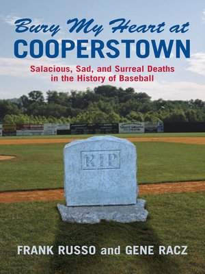 cover image of Bury My Heart at Cooperstown