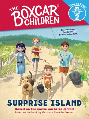 cover image of Surprise Island (The Boxcar Children