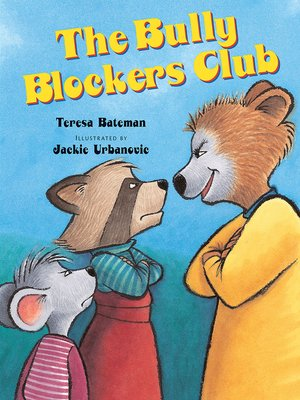 cover image of The Bully Blockers Club