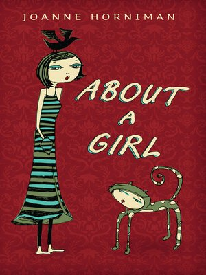 cover image of About a Girl