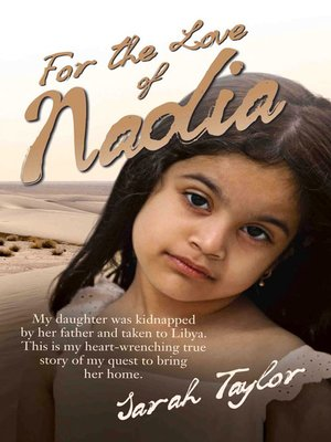 cover image of For the Love of Nadia