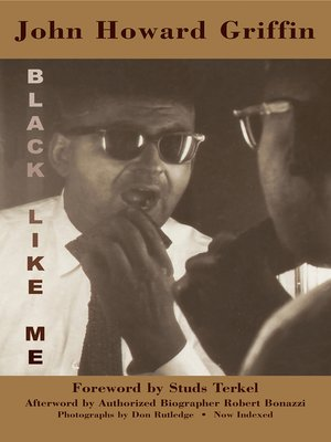 cover image of Black Like Me