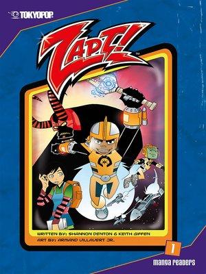 cover image of Zapt! Manga, Volume 2