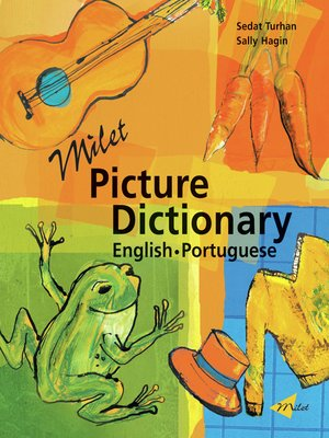 cover image of Milet Picture Dictionary (English–Portuguese)
