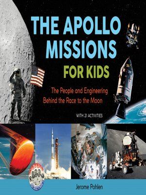 cover image of The Apollo Missions for Kids