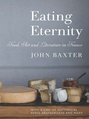 cover image of Eating Eternity