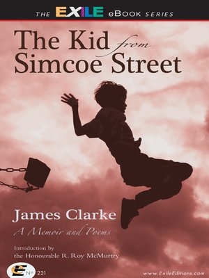 cover image of The Kid from Simcoe Street