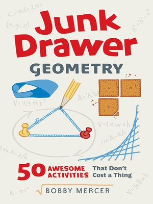 cover image of Junk Drawer Geometry