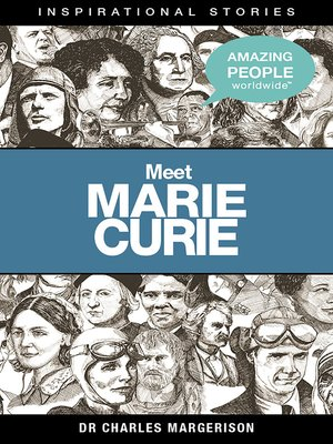 cover image of Meet Marie Curie