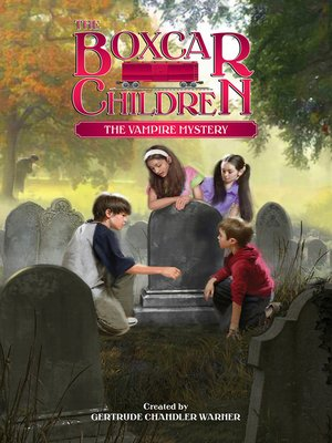 cover image of The Vampire Mystery