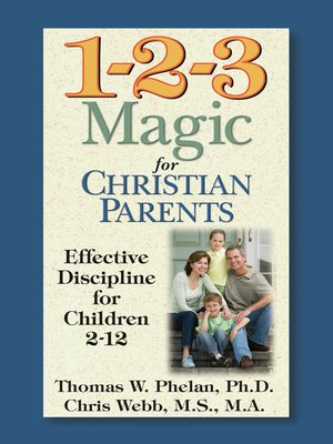 cover image of 1-2-3 Magic for Christian Parents
