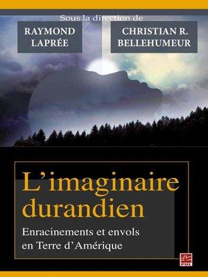 cover image of L'imaginaire durantien
