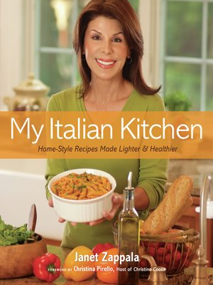 cover image of My Italian Kitchen
