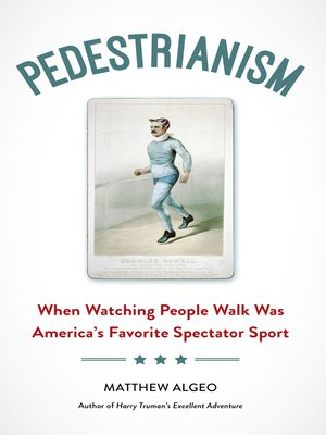 cover image of Pedestrianism