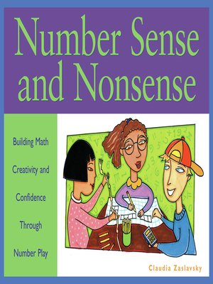 cover image of Number Sense and Nonsense