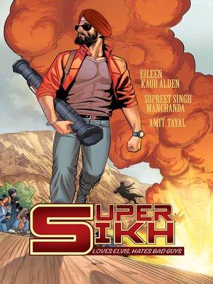 cover image of Super Sikh, Volume 1
