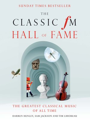 cover image of Ultimate Classic FM Hall of Fame