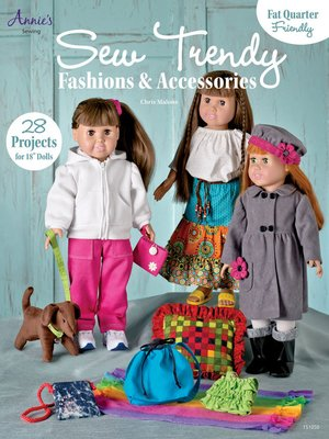 cover image of Sew Trendy Fashions & Accessories