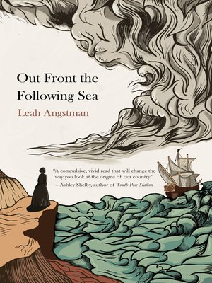 cover image of Out Front the Following Sea