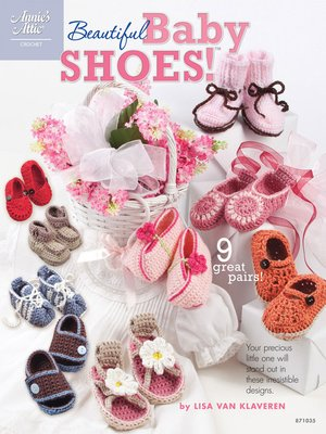 cover image of Beautiful Baby Shoes