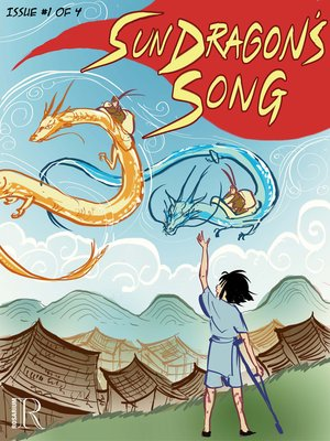 cover image of Sun Dragon's Song, Issue 1