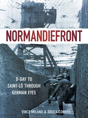 cover image of Normandiefront