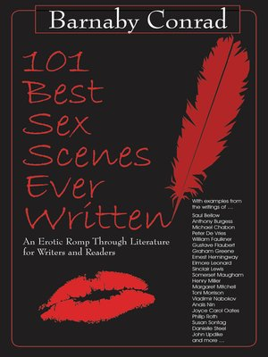 cover image of 101 Best Sex Scenes Ever Written