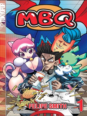 cover image of MBQ Manga, Volume 1