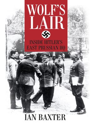 cover image of Wolf's Lair