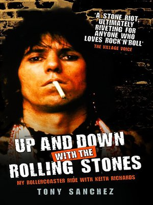 cover image of Up and Down with the Rolling Stones