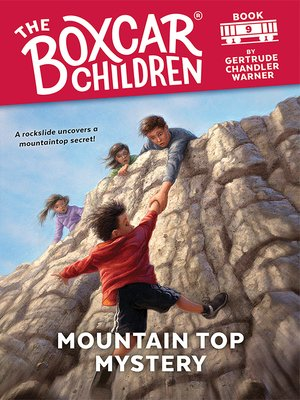 cover image of Mountain Top Mystery