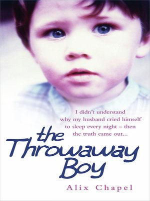 cover image of The Throwaway Boy
