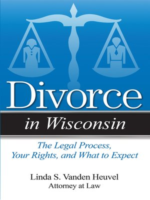 cover image of Divorce in Wisconsin