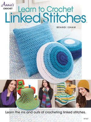 cover image of Learn to Crochet Linked Stitches