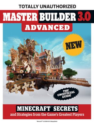 cover image of Master Builder 3.0 Advanced