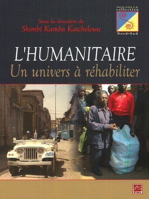 cover image of L'humanitaire