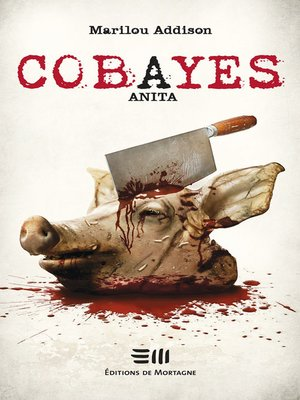 cover image of Cobayes, Anita