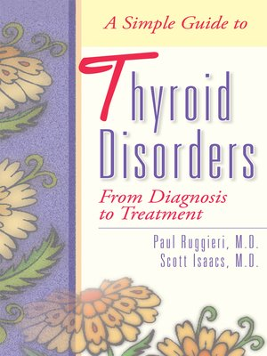 cover image of A Simple Guide to Thyroid Disorders