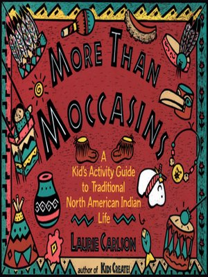 cover image of More Than Moccasins